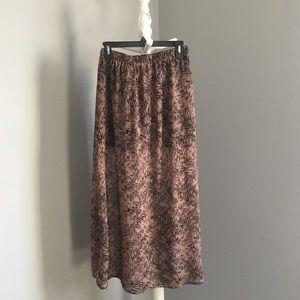 Long skirt! 🎀